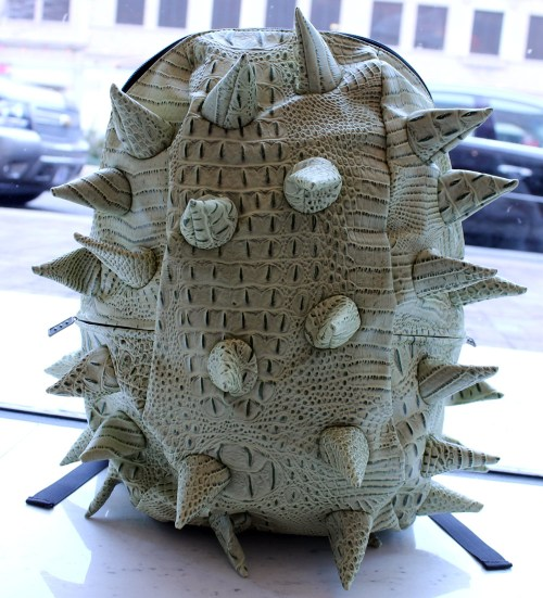 mad pax spiky backpack