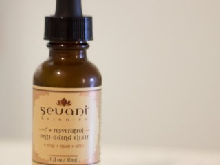 sevani botanica c + resveratrol anti-aging elixir