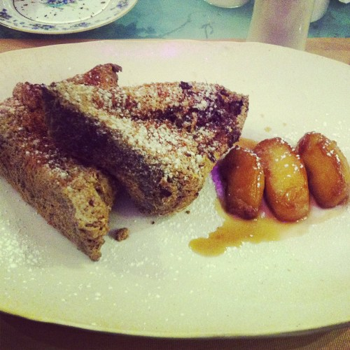 french toast brunch abc kitchen new york city jean georges