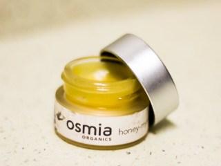 osmia organics honey-myrrh lip repair