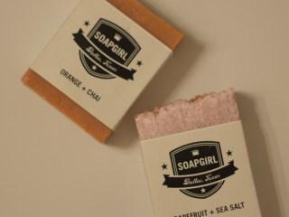 soapgirl soaps from dallas, texas