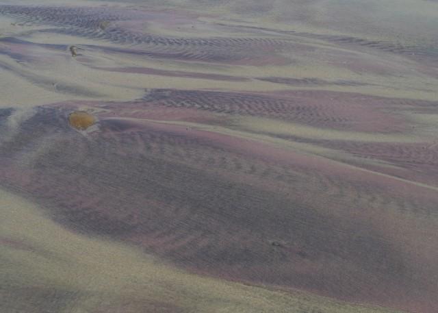 purple sand