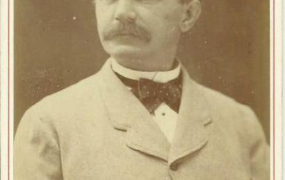 Emil Weschkie portret