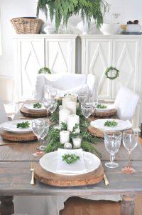 Table Setting Christmas & Christmas Tree Napkins - The ...