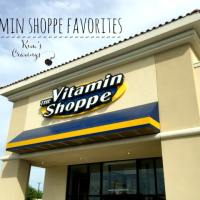 Vitamin Shoppe Favorites