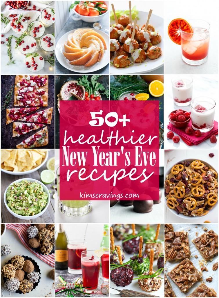 The Ultimate Healthy New Year\u0027s Eve Menu - Kim\u0027s Cravings