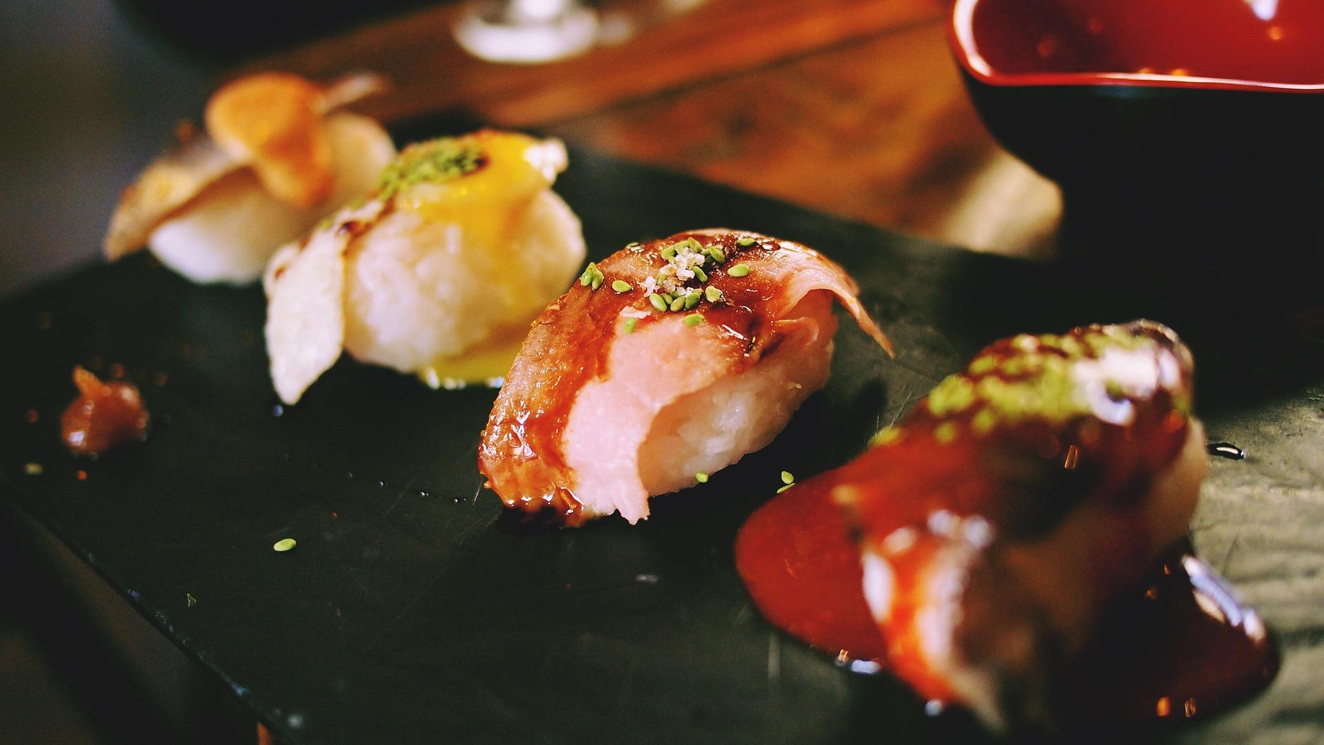 Fusion-Sushi