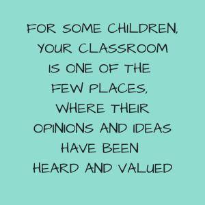 Value children
