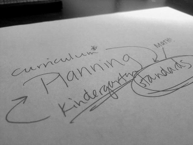 KindergartenWorks :: planning kindergarten standards-based math curriculum