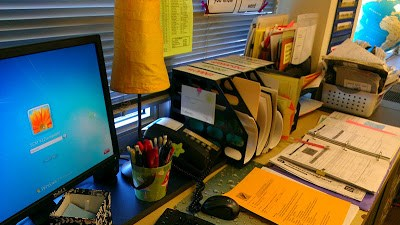 KindergartenWorks: organizing teacher materials for the week and quarter
