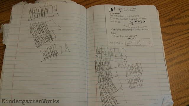 Kindergarten Math Journals Meet the Common Core KindergartenWorks