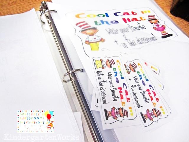 classroom management {flight} plan - KindergartenWorks