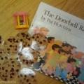 retell literacy center activity - The Doorbell Rang