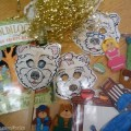 retell literacy center activity - Goldilocks and the Three Bears