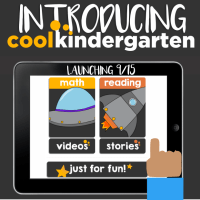 Introducing Cool Kindergarten - fun math games | abc games | kids games online