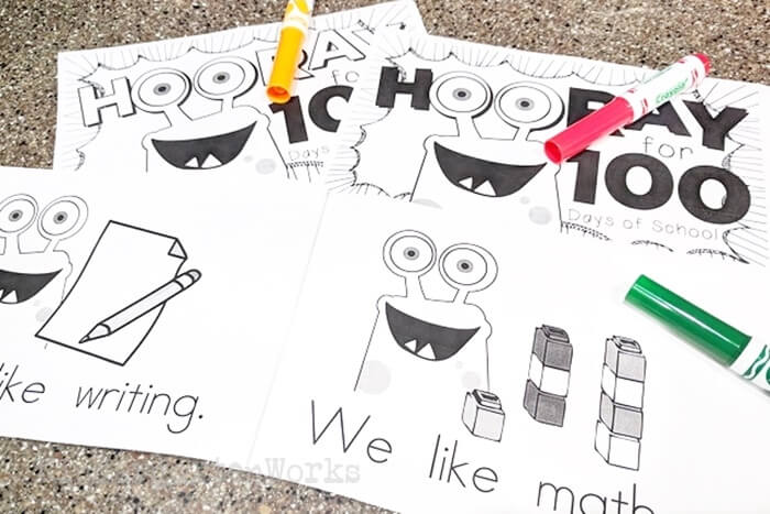 How to Plan a Not-So-Crazy 100th Day of School (or any minor holiday