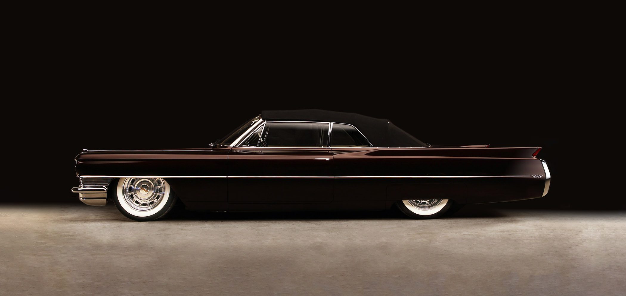 Black And White Wallpaper Designs 64 Cadillac Coupe Deville Kindig It