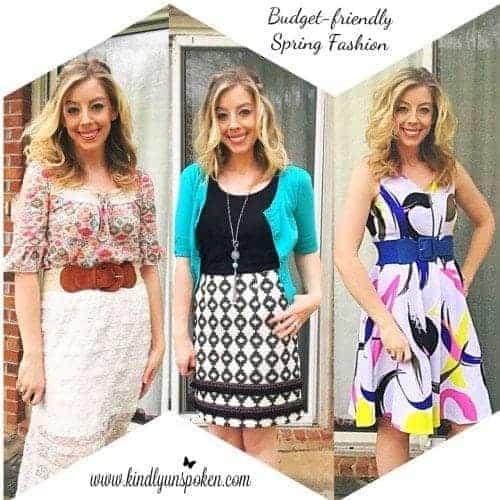Budget-Friendly Spring Fashion Looks