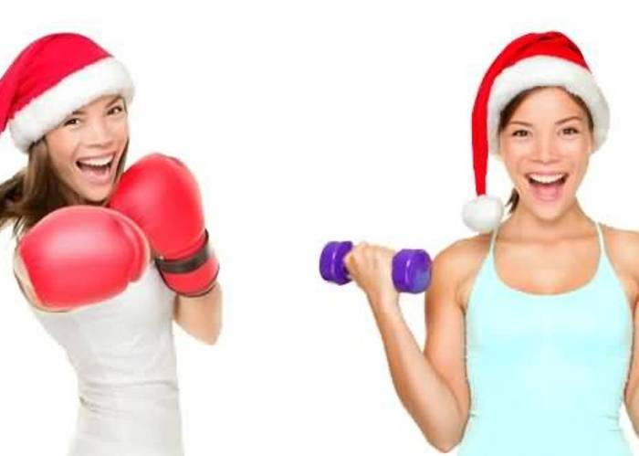 xmas vs gym