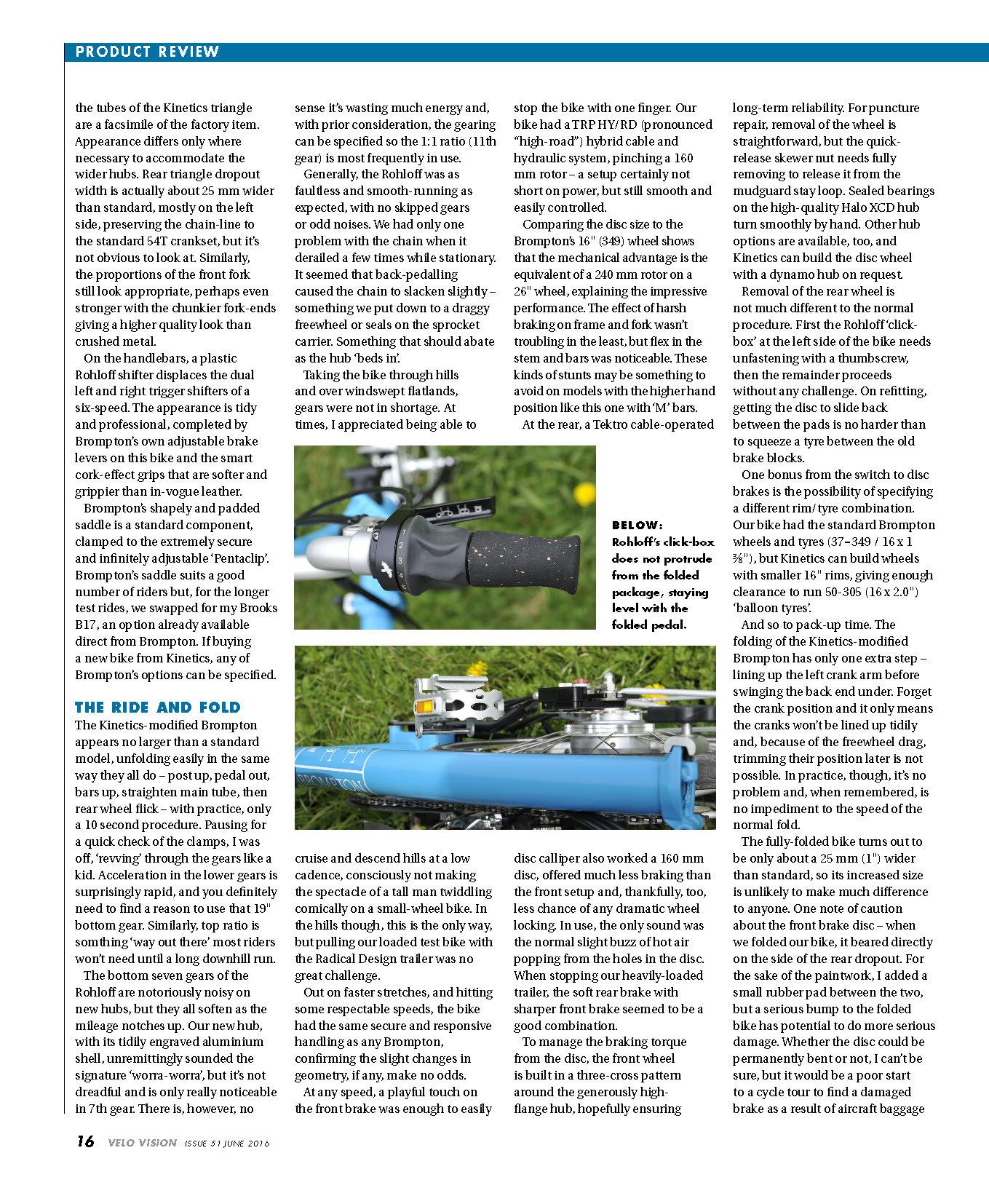 Kinetics (equipementier) - Page 4 VV51-Kinetics-Brompton-p3