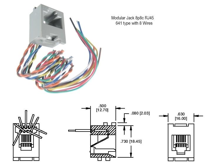 √ Standard Rj45 To Db9 Wiring Diagram Rj45 Splitter Wiring