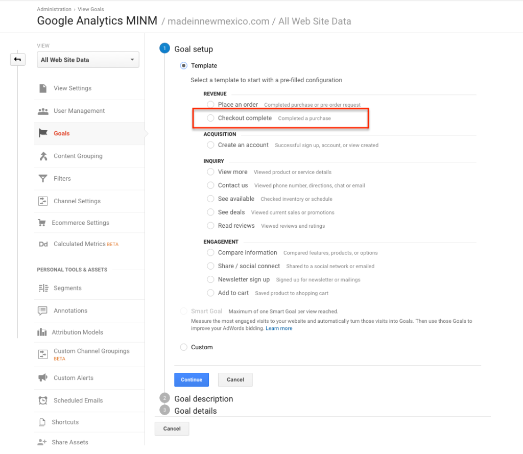 google-analytics-sales-conversions