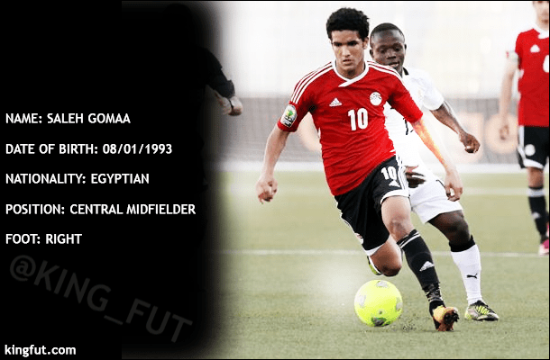 Saleh Gomaa - Egypt