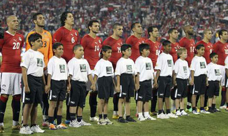 Egypt will take on Chile and Jamaica minus its Ahly and Zamalek contingent
