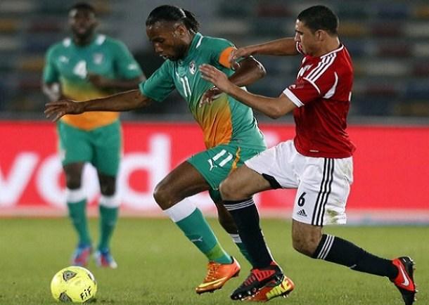 Rami Rabia vs Ivory Coast