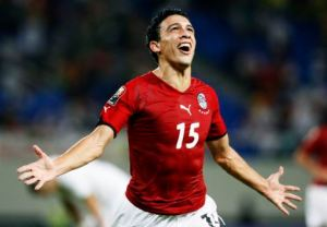 Once thought to be Egypt's next great striker, but fans have been forced to realize that Geddo is not a true out-and-out striker.