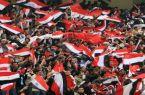 Egyptian football fans