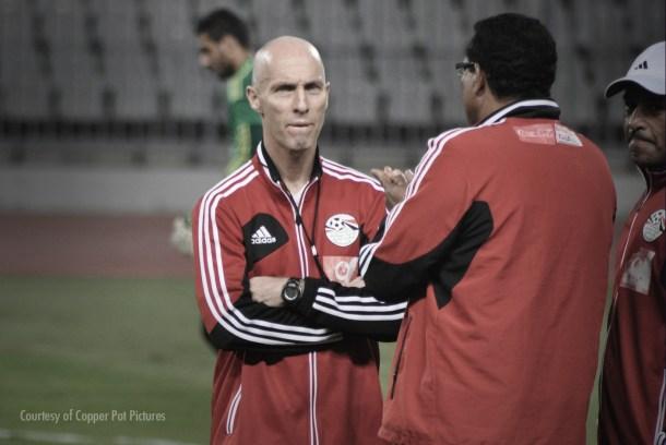 Bob Bradley - Egypt coach