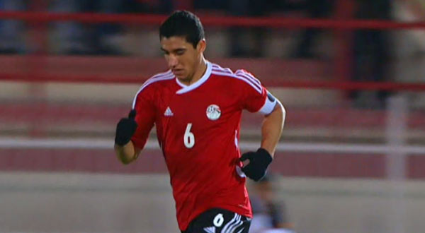 Egypt U-20 captain Rami Rabia