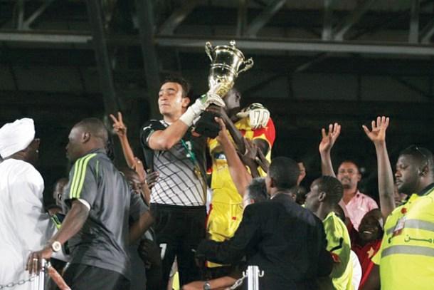 El-Hadary champion