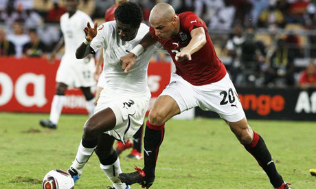 channels that broadcast Egypt Vs Ghana match live for free