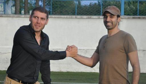 Gamal Hamza FC Zugdidi
