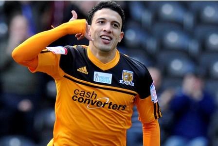 Hull City striker Gedo
