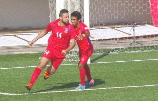 Abdelhamid Shabana - debut goal