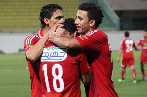 El-Sayed Hamdy's son
