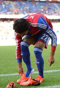 Mohamed Salah vs Maccabi Tel Aviv