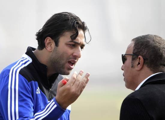 Mido - Zamalek coach