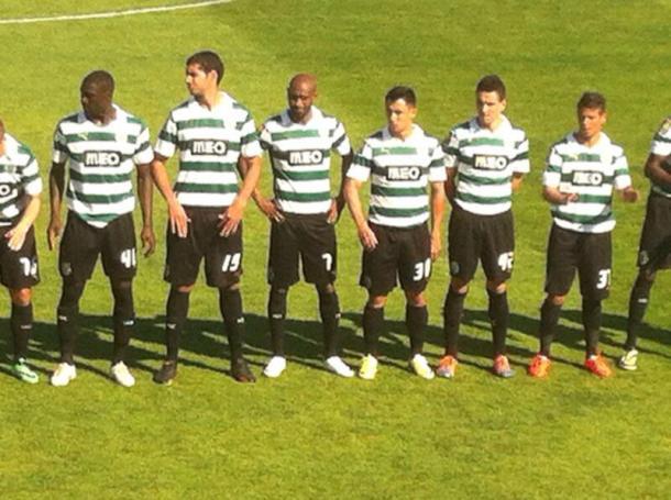 Shikabala starts for Sporting B
