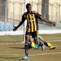 Ethiopia's Saladin Said signs for Al Ahly
