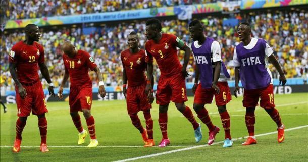 Germany 2-2 Ghana
