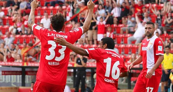 Abdallah Gomaa - Union Berlin