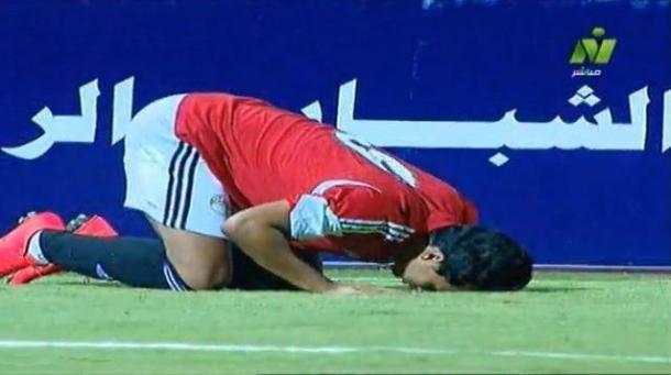 Amr Gamal - Egypt vs Kenya