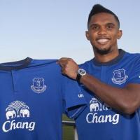 Official: Everton sign Samuel Eto'o on free transfer