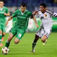 Ludogorets break Basel hearts in stoppage time