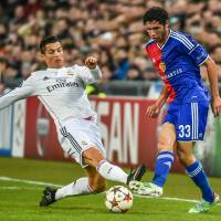 VIDEO: Basel lose 1-0 to Real Madrid as both Egyptians feature