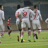 Zamalek victorious on Ferreira's Egyptian debut
